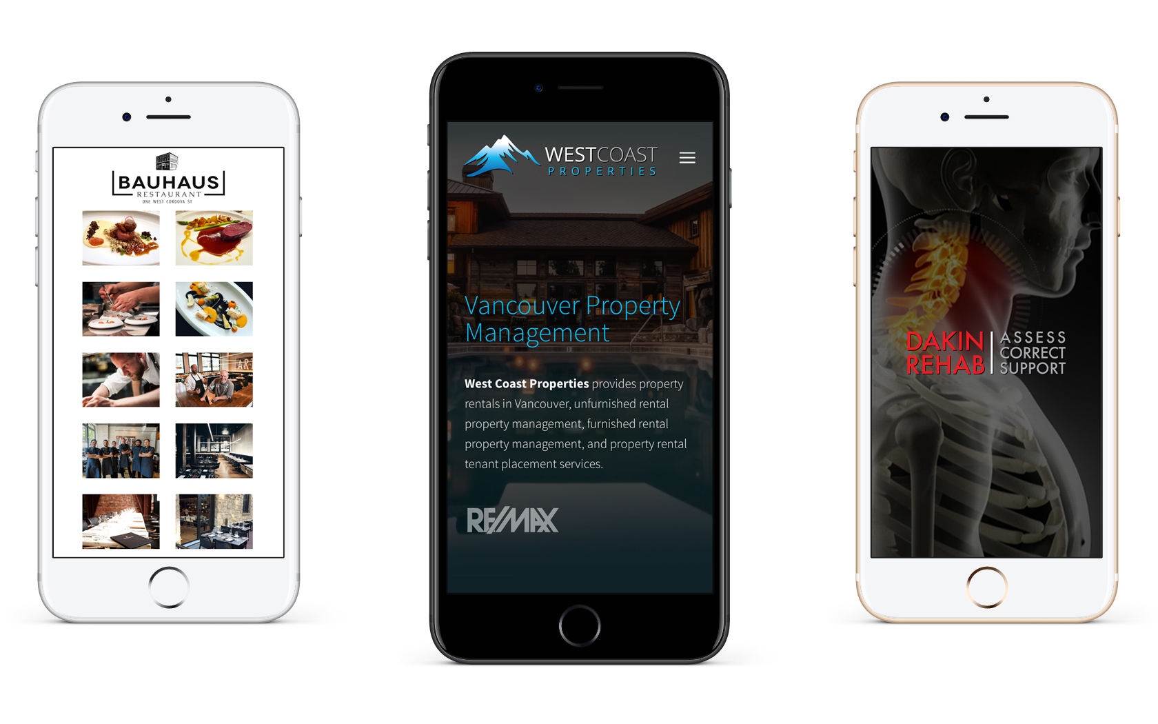 Vancouver Mobile Responsive Web Designers