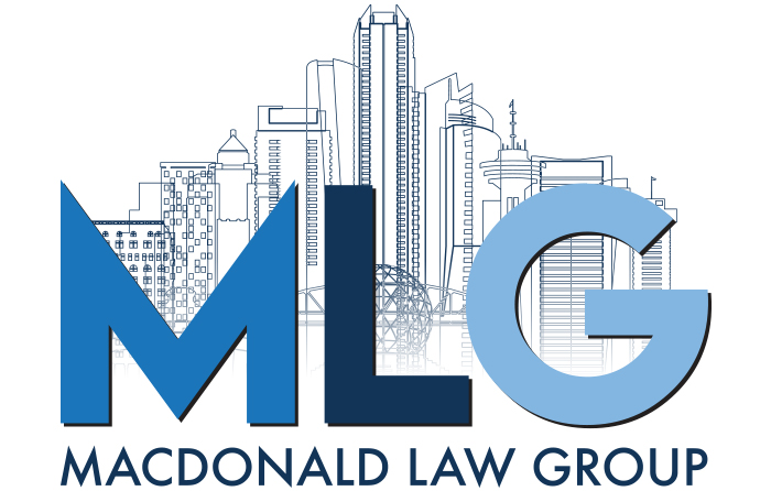 Vancouver Litigation Law Firm Lawyer Logo Design