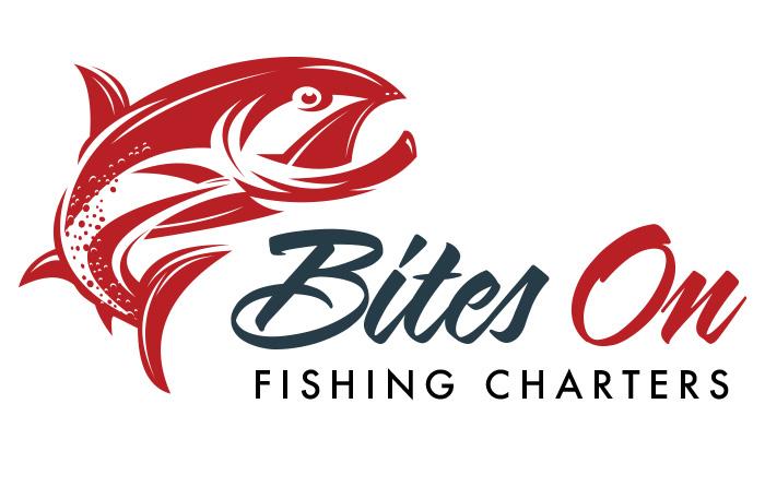 Vancouver Salmon Fishing Charters Company Logo Design